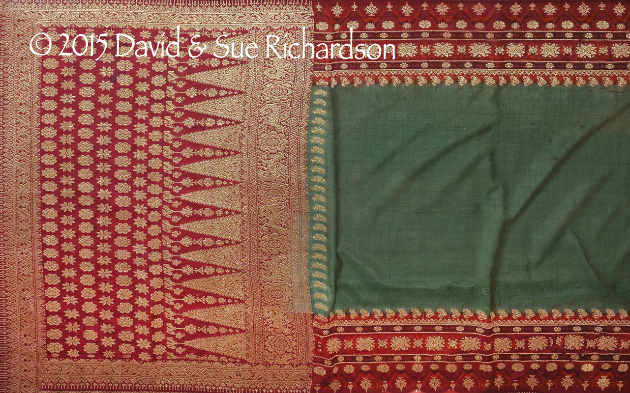 Description: Palembang songket