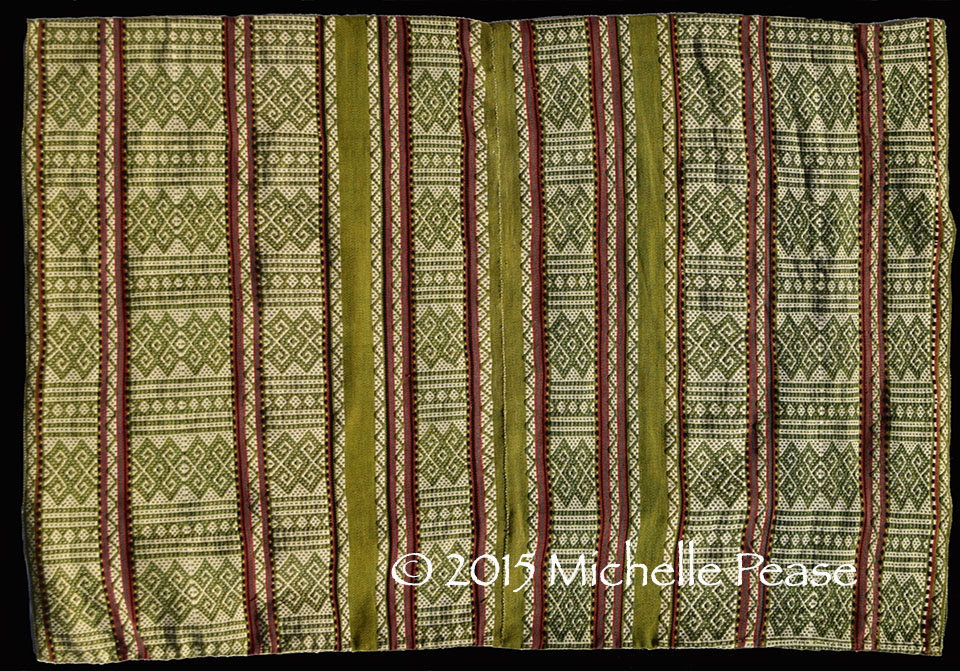 Description: Green Amarasi tais runat