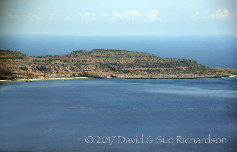 Description: The headland of Manu On