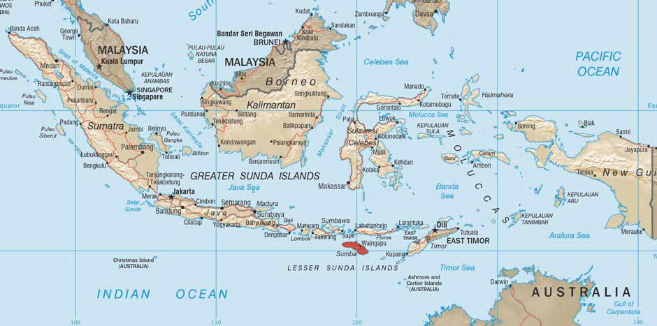 Sumba Island - Asian Textile Studies